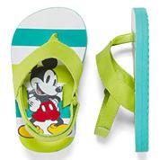 Disney Baby Collection Flip Flops - Baby Boys newborn-24m