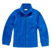 Columbia Boys Lightweight Fleece Jacket-Big Kid