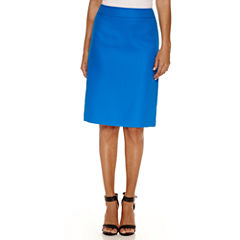 Chelsea Rose Suit Skirt