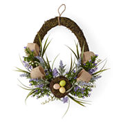 JCPenney Home™ Egg Shape Wreath