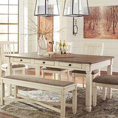 Signature Design by Ashley® Roanoke Dining Collecion