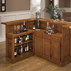 Maloney Large Wood Bar