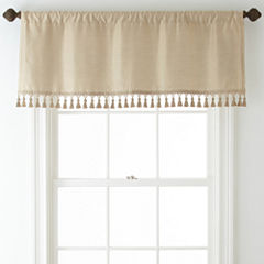 Royal Velvet® Supreme Rod-Pocket Lined Tailored Valance