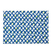 Outdoor Oasis™ Castaway Set of 4 Blue Placemats