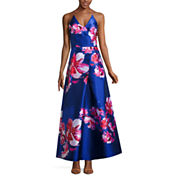 by&by Sleeveless Evening Gown-Juniors