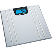 Escali® Body Fat Water & Muscle Mass Digital Scale USHM180S