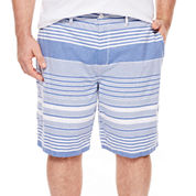 The Foundry Supply Co.™ Flat-Front Shorts - Big & Tall