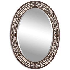 Matney Oval Wall Mirror