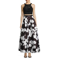 By&By 2-piece Floral Dress