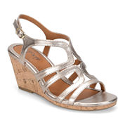 Eurosoft™ Ivie Wedge Sandals