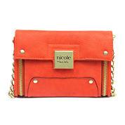 nicole by Nicole Miller® Mini Cameron Crossbody Bag