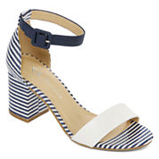 CL by Laundry Jolina Ankle Strap Sandals