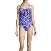 Arizona Chevron Tankini Swim Top or Hipster Swim Bottom - Juniors