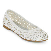 Arizona Lily Girls Ballet Flats