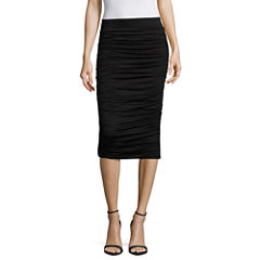 Worthington Edition Rouched Skirt