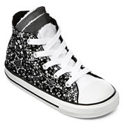 Converse Chuck Taylor All Star Party Girls High-Top Sneakers - Toddler