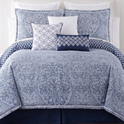 Liz Claiborne® Arabesque 4-pc. Comforter Set