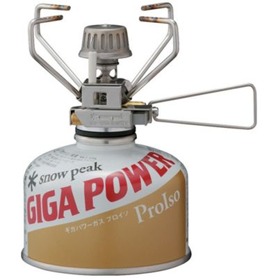 Snow Peak Giga Power Stove with Auto Start