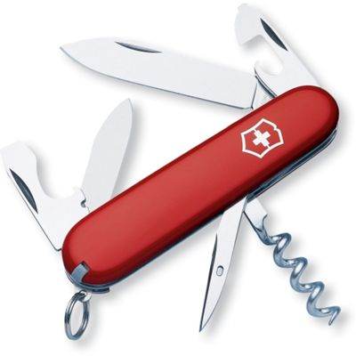 Swiss Army Tourist Knife