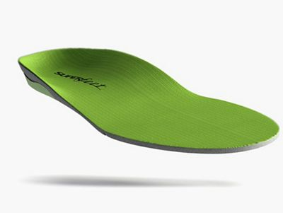 Superfeet Men's Green Insoles - Medium to High Arch