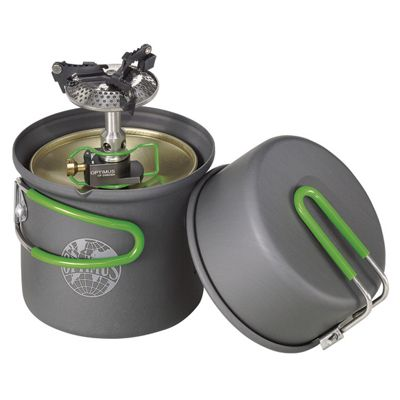 Optimus Crux Lite Stove With Terra Cook Set