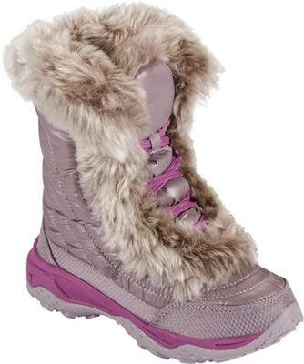 The North Face Girls' Nuptse Fur II Boot