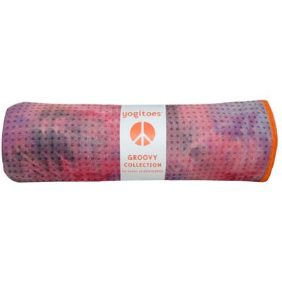 yogitoes Skidless Mat - Groovy Collection