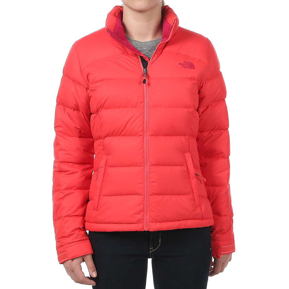 North face long womens jacket