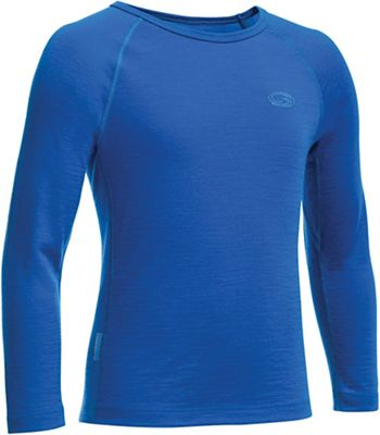 Icebreaker Kid's Long Sleeve Crewe Top 9-14 Years