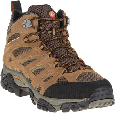 Merrell Men's Moab Mid WaterProof Boot