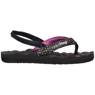 Reef Girls' Little Reef Dreams Sandal