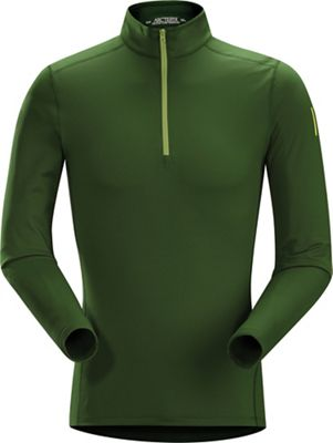 Arcteryx Men's Phase AR LS Zip Neck