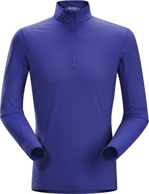 Arcteryx Men's Phase SL LS Zip Neck