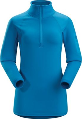 Arcteryx Women's RHO AR Zip Neck