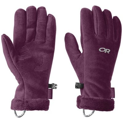 Outdoor Research Women's Fuzzy Glove