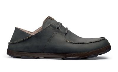 OluKai Men's 'Ohana Lace-Up Nubuck Shoe