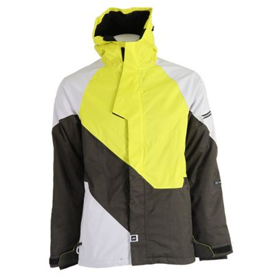 Ride Georgetown Insulated Snowboard Jacket 2012- Men's