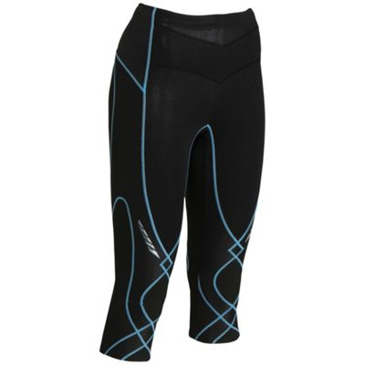 CW-X Women's 3/4 Length Insulator Stabilyx Tights