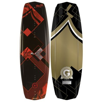 Liquid Force Jett Grind Wakeboard 136 - Women's