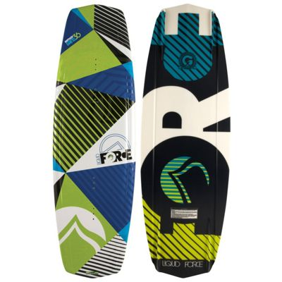 Liquid Force Witness Grind Wakeboard 140 - Men's