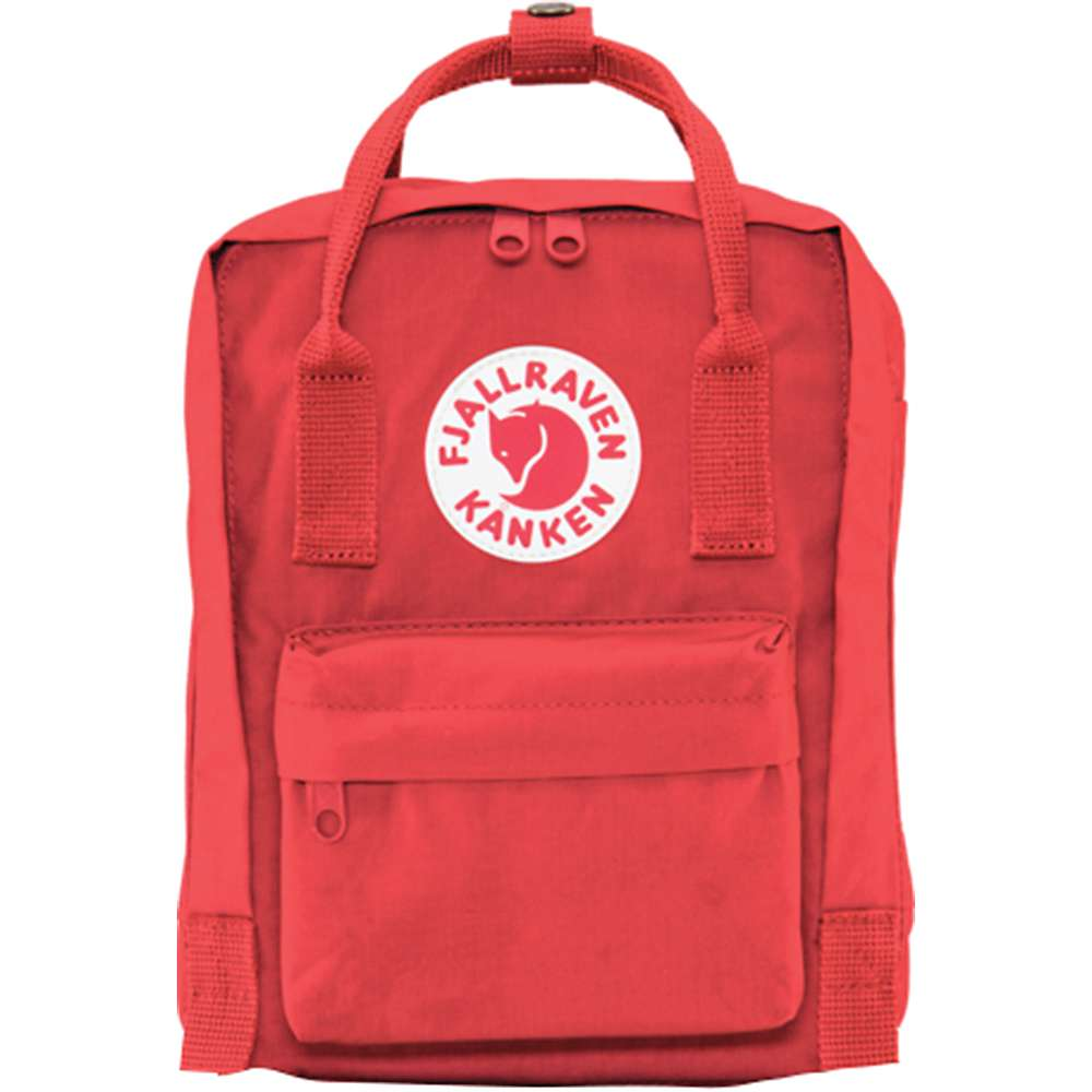 kanken ox red mini