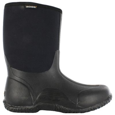 Bogs Women's Classic Mid Black Boot