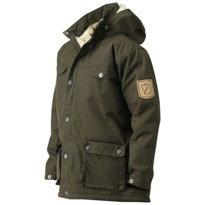 Fjallraven Kids' Greenland Winter Jacket