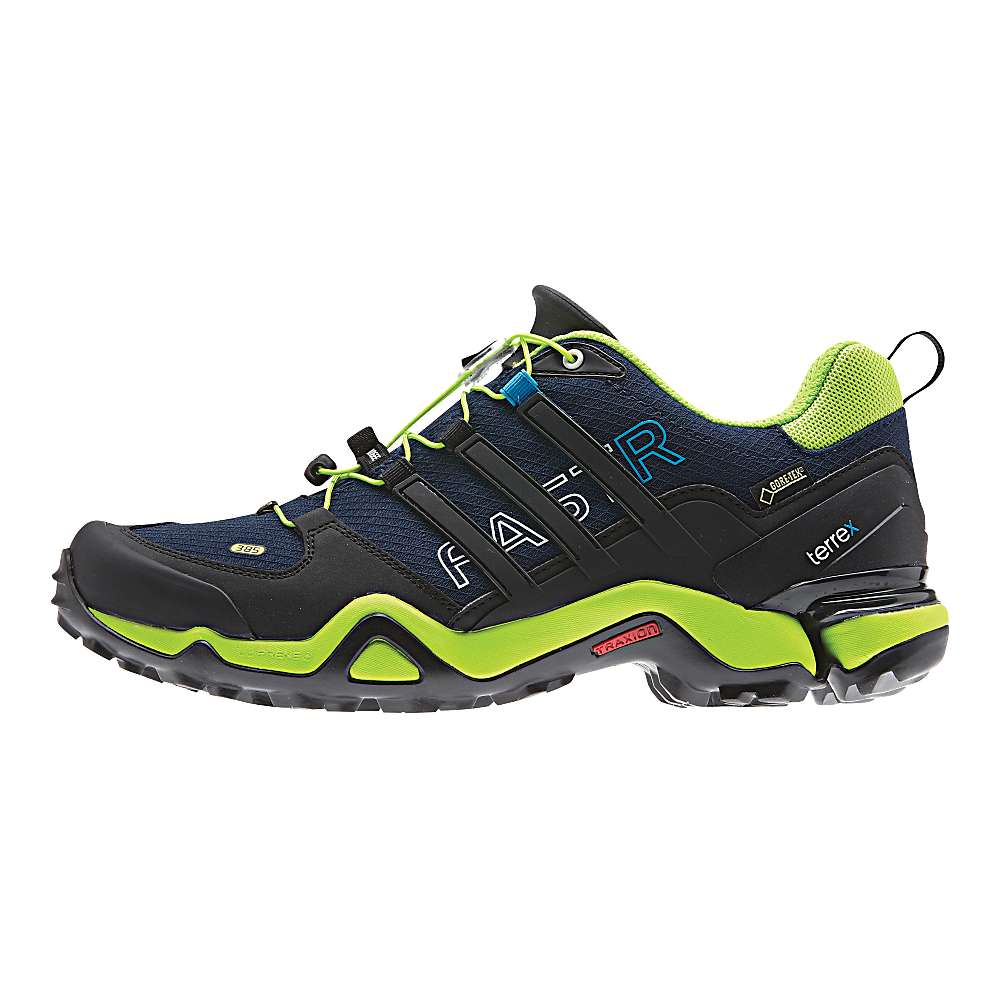 Adidas Terrex Fast R Mid Gtx Blue Outdoor Shoes