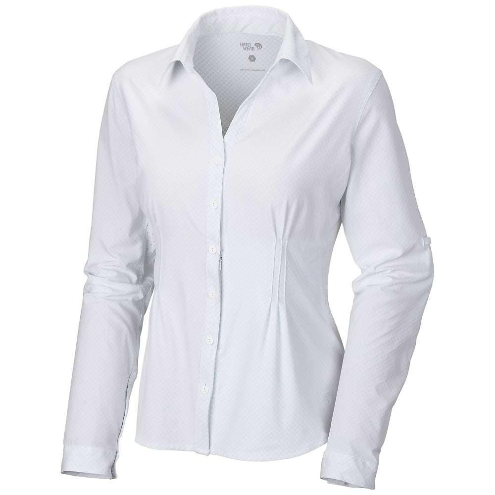 Mountain hardwear women 39 s chiller ls shirt at for Jawbone fishing shirts