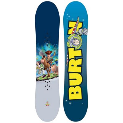 Burton Chopper Toy Story Snowboard 130 - Boy's