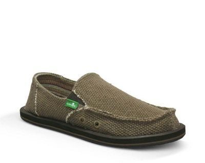 Sanuk Youth Vagabond Boys Shoe