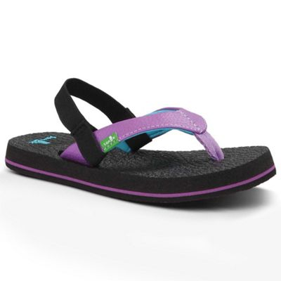 Sanuk Kids' Yoga Mat Girls Sandal