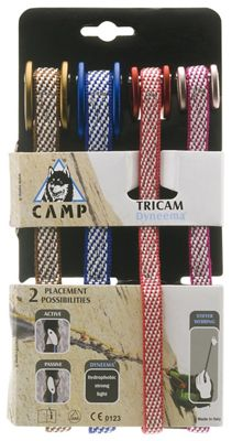 Camp USA Dyneema Tricam Set