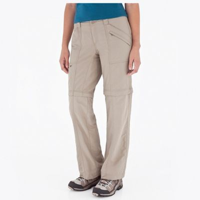 Royal Robbins Women's Backcountry Zip N' Go Pant